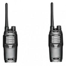 Bộ 2 máy bộ đàm IRADIO IR-668 (Đen)